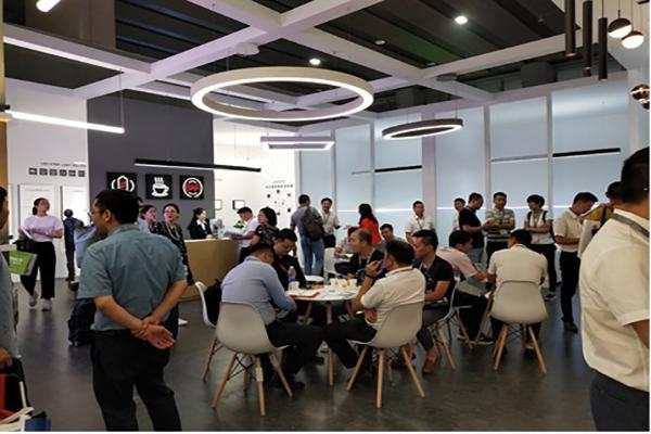 Blueview's Smart Lighting Shines at Guangzhou International Lighting Exhibition