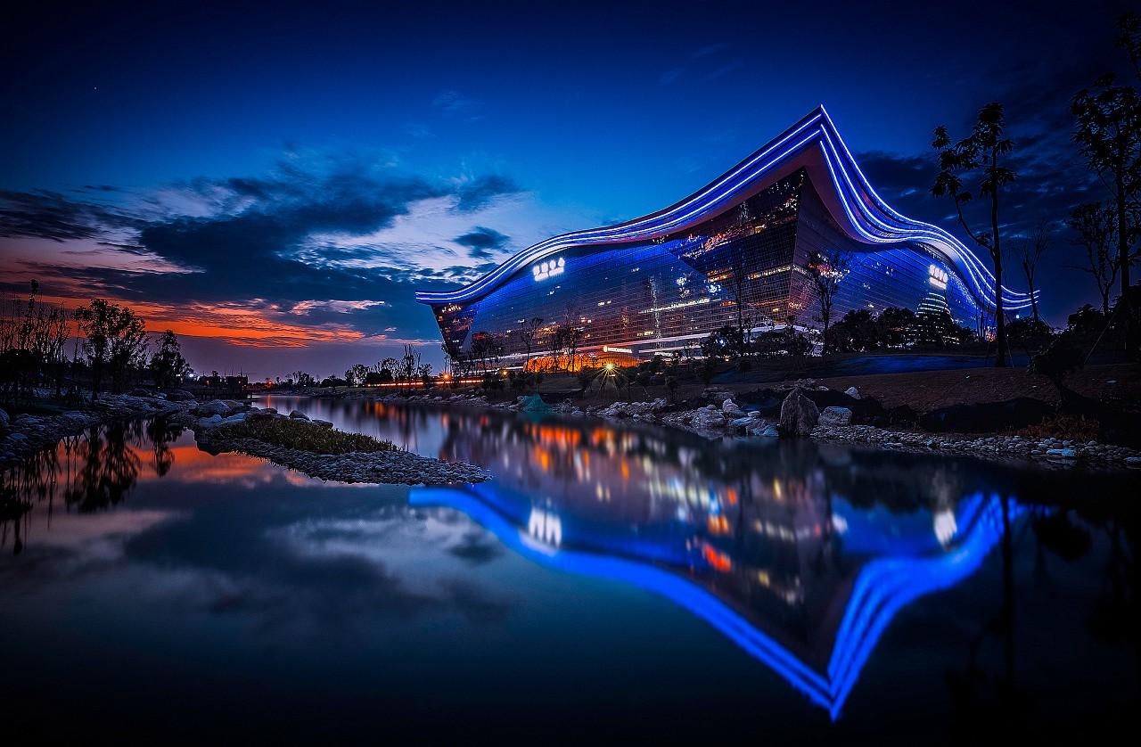 Chengdu global center