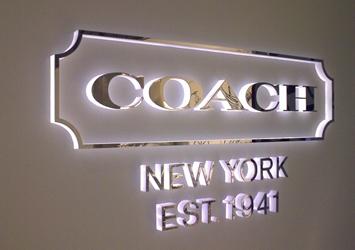 NEW YORK COACH store